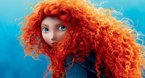 Pixar's Princess