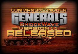 تحميل لعبة جنرال الاستراتيجية مع مود ShockWave