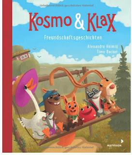 Cover von  Alexandra Helmig - Kosmo & Klax. Freundschaftsgeschichten