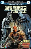 DC Renascimento: Capuz Vermelho e os Foras da Lei #10