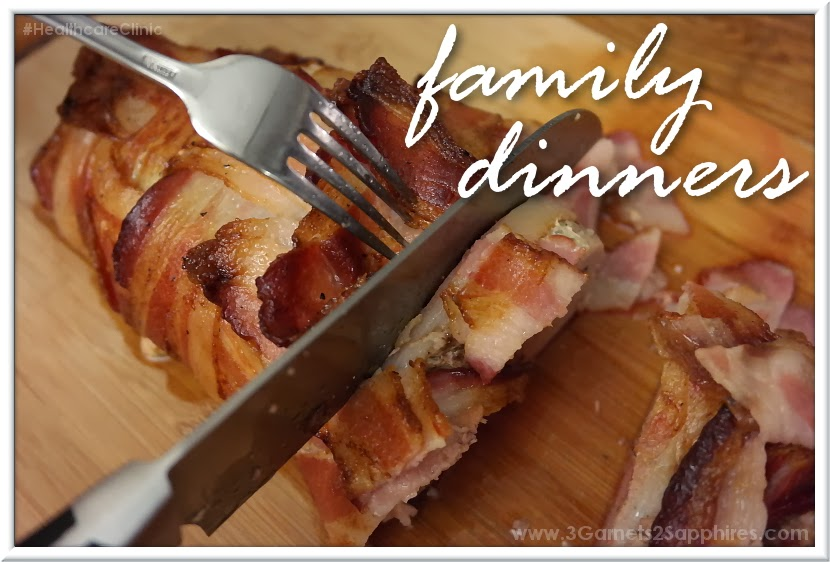 Family dinners - Walgreens #HealthcareClinic #shop #cbias