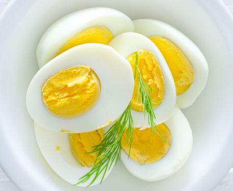 Apakah Kebaikan Telur Rebus