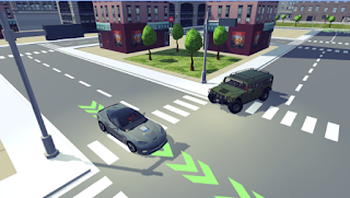 downloadgameandroids.com - Driving School 3D APK MOD