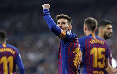 Pique reacts as Barcelona trash Real Madrid, breaks Copa del Rey record   Barcelona defender, Gerard Pique, has said their record of six consecutive Copa del Rey finals,