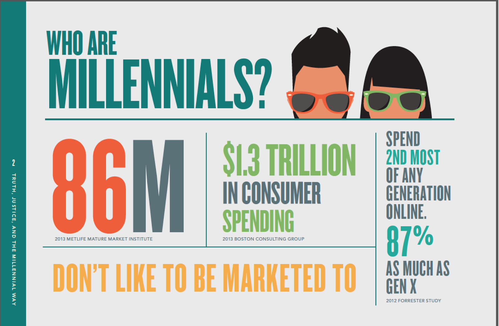the millennials I am 35 years old—the oldest millennial, the first millennial—and for a decade now, i've been waiting for adulthood to kick in my rent consumes nearly half my income, i haven't had a steady job since pluto was a planet and my savings are dwindling faster than the ice caps the baby boomers melted what's a millennial.