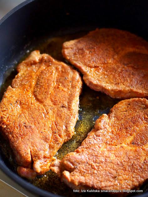 karkowka, karczek, mieso z pieca, miesko duszone, wieprzowina, co na obiad, mieso w sosie