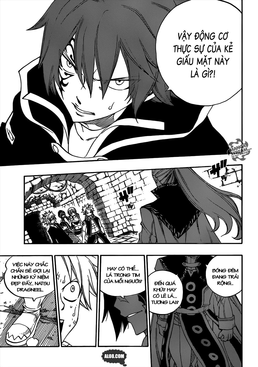 Fairy Tail chap 323 trang 19