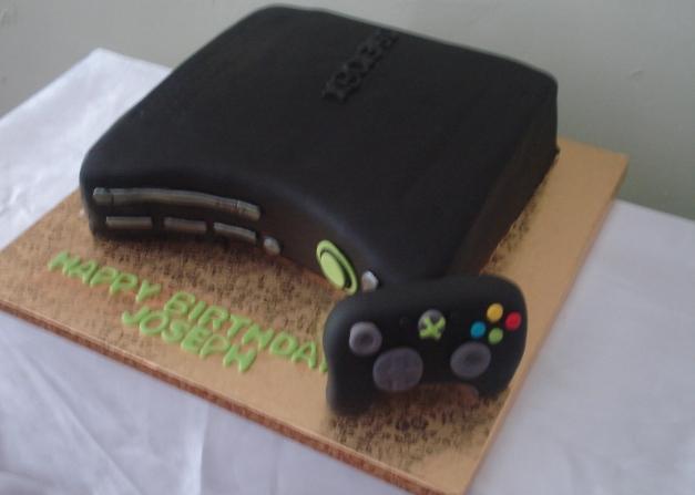 black xbox cakes - photo #45