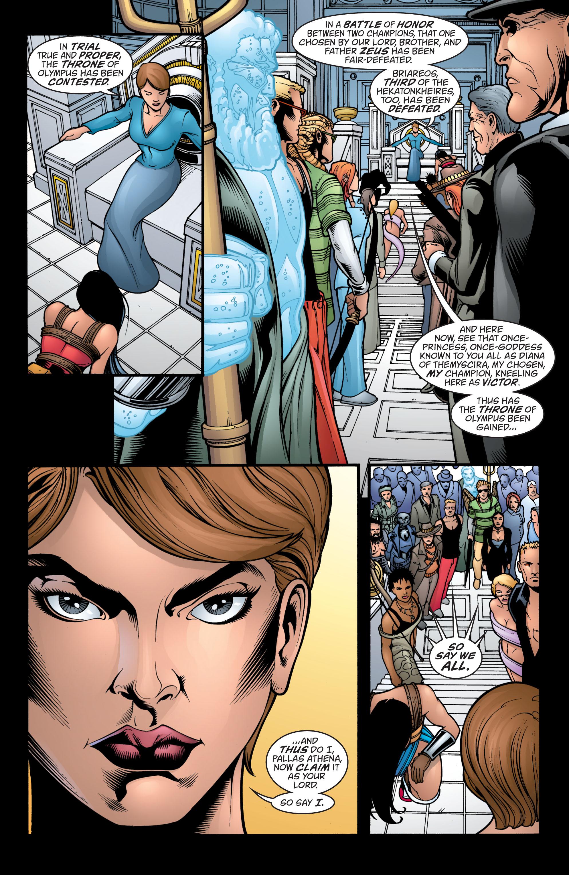 Read online Wonder Woman (1987) comic -  Issue #213 - 18