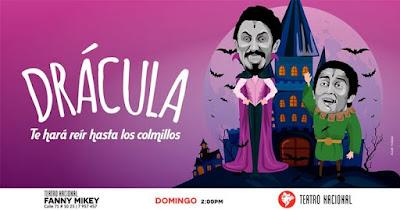 DRACULA (Teatro en Familia)