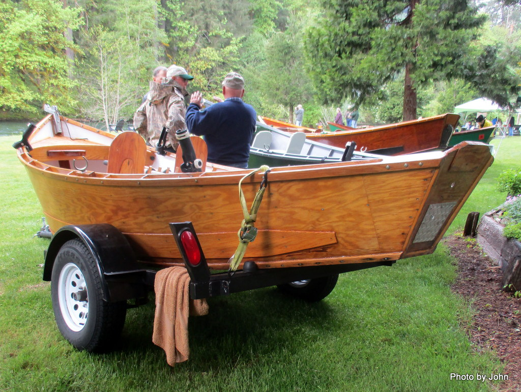 Just Finding Our Way: McKenzie River Wood Boat Festival