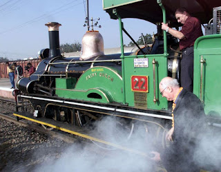Guinness Book of Records indian railways world's oldest steam locomotive