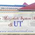 Tips Mengakali System Nilai Di UT