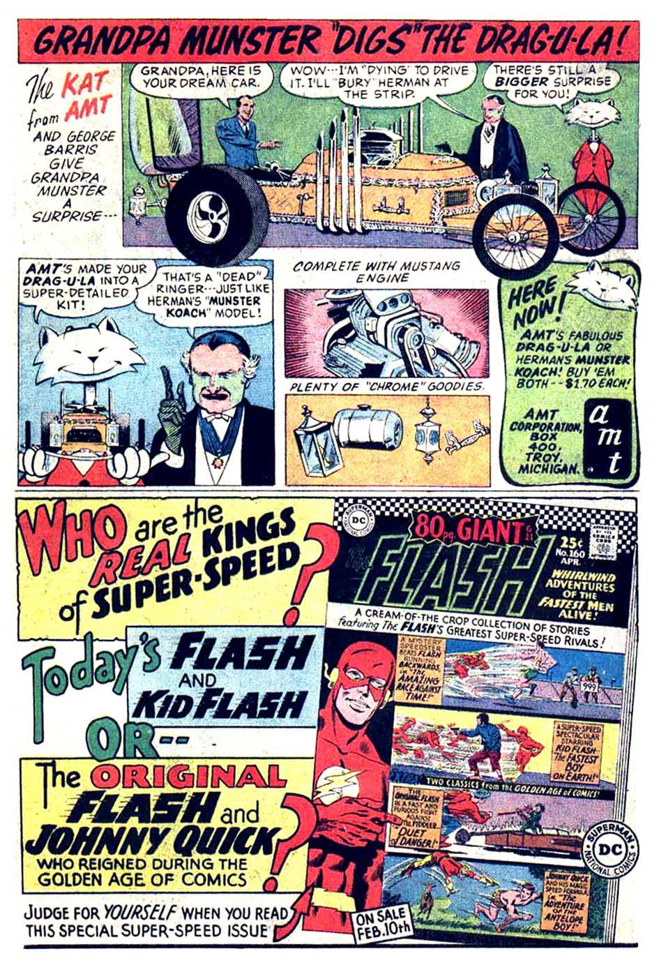 Strange Adventures (1950) issue 187 - Page 7