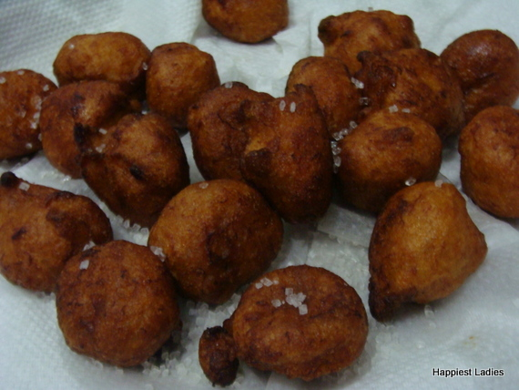 banana fritters evening snacks