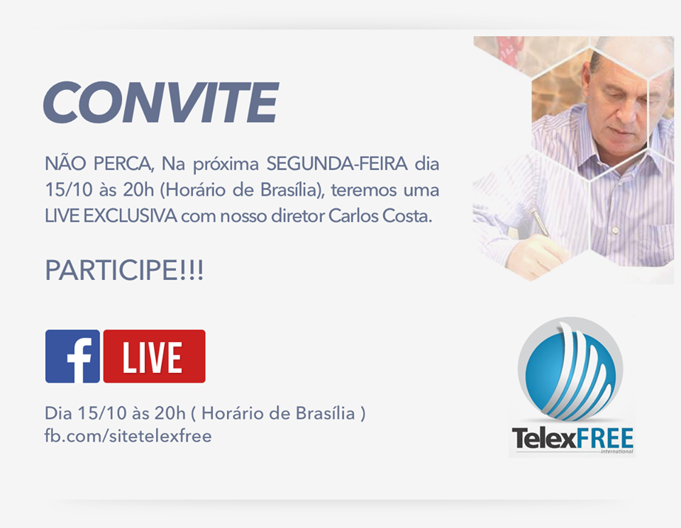 telexfree, noticias telexfree