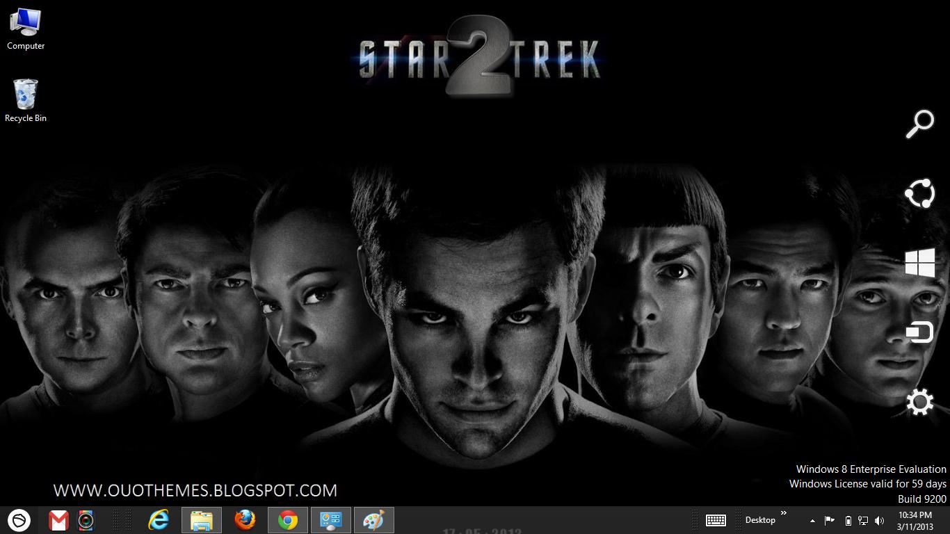 Freewall Star Trek Into Darkness Wallpapers