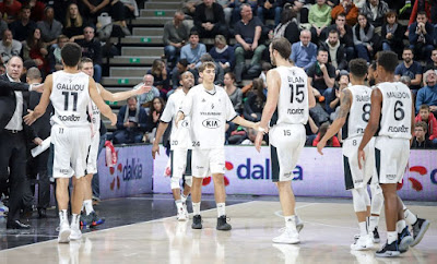 ASVEL'e Euroleague vizesi