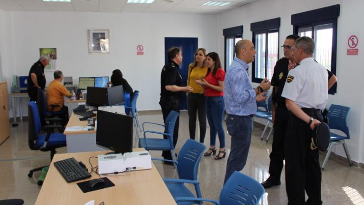 Sobreoria el blog de informaci n local for Oficinas para renovar dni
