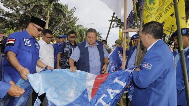 Balihonya di Pekanbaru Dirusak, SBY: Ini Menginjak-injak Saya