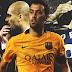 """Busquets: """"Apenas duas pessoas podem me tirar do Barcelona: minha esposa e Guardiola."""""""