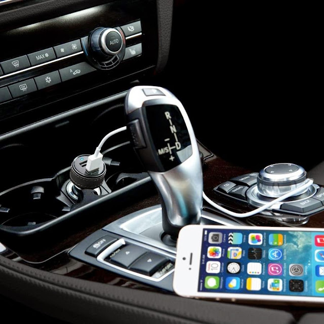 Awesome and Cool Car Rechargers (15) 7