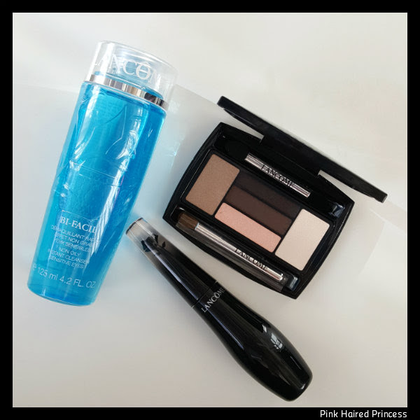 lancome the o beauty set 2016 full size items