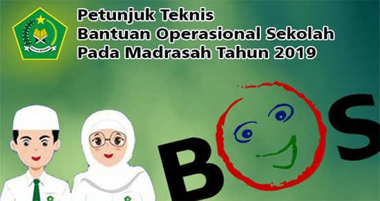 Download Juknis Bos Madrasah Resmi Tahun 2019