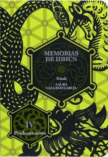 (Memorias De Idhún) Tríada II: Predestinación, de Laura Gallego García