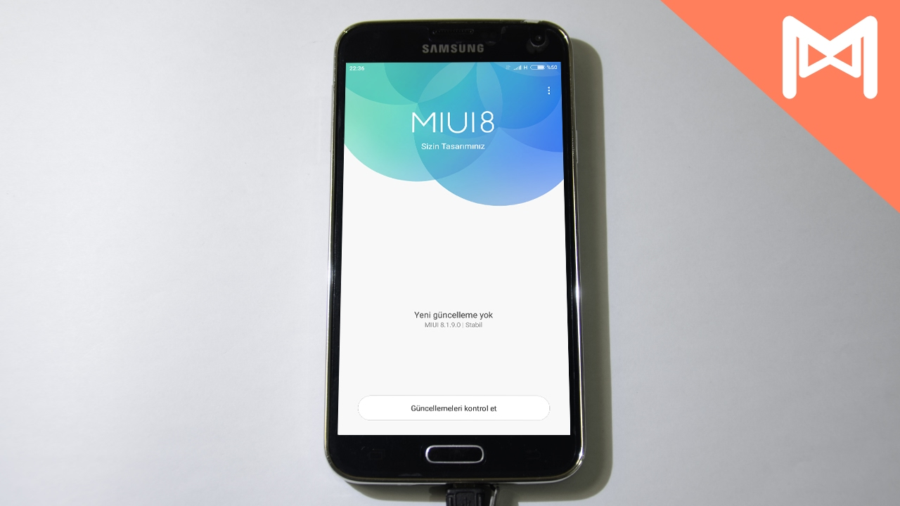 Download Firmware MIUI 7 For Samsung Galaxy S5 SM-G900H