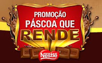 Promoção Páscoa que rende Nestlé e Makro