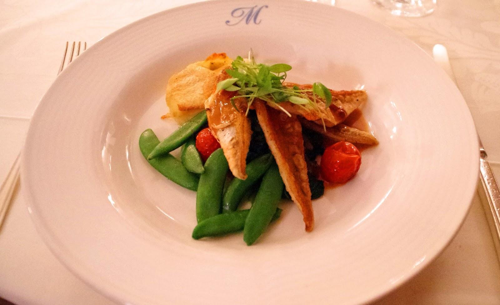 The Grand Hotel Eastbourne Mirabelle Restaurant