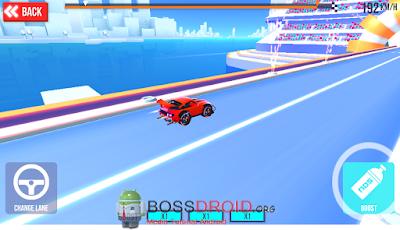 Download SUP Multiplayer Racing Apk Mod Money