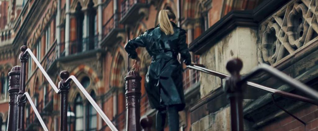modella rimmel london mascara scandaleyes spot pubblicita testimonial 2016