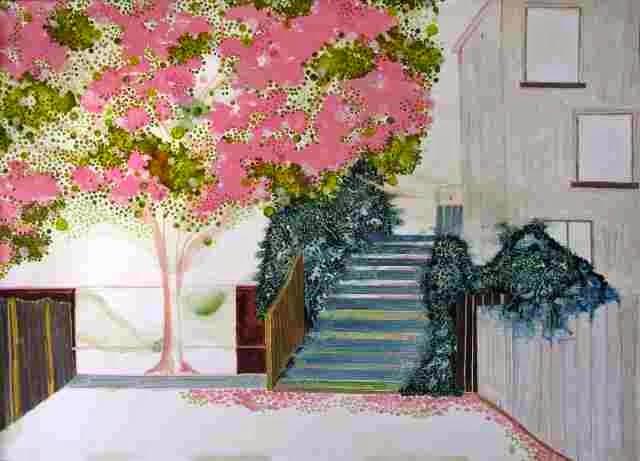 Японская художница. Yukari Kaihori