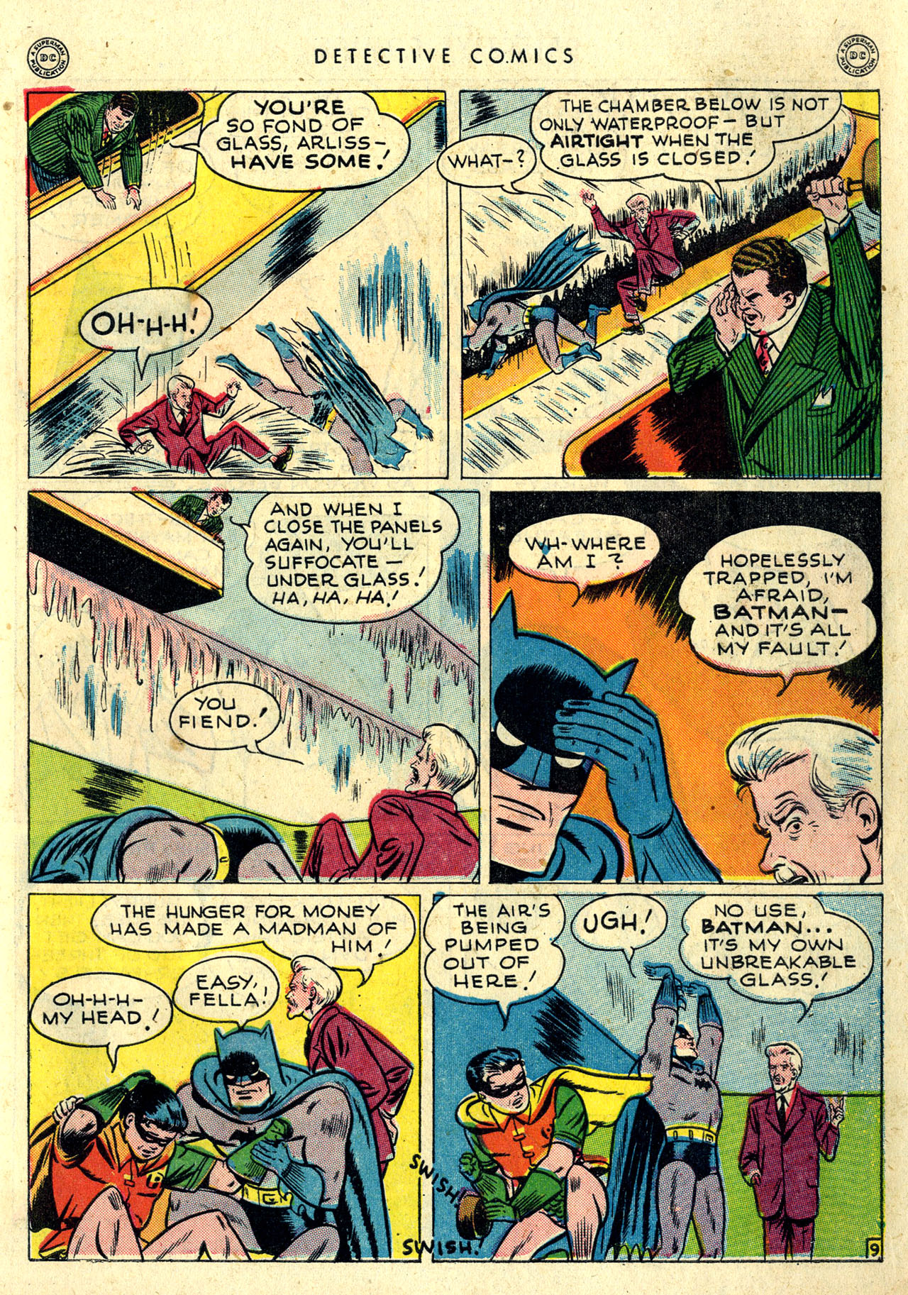 Read online Detective Comics (1937) comic -  Issue #115 - 11