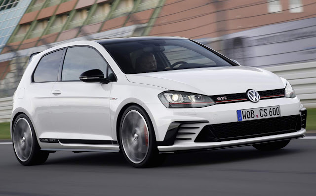 novo VW Golf GTI 2016 - Clubsport