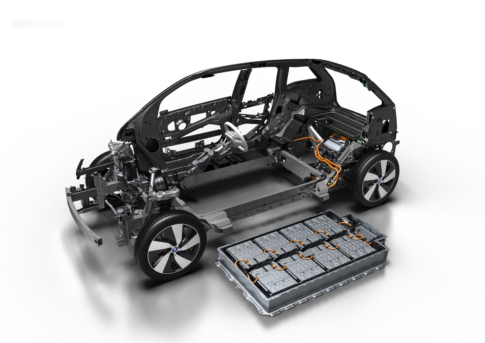 Lithium Ion Car Battery >> The Electric BMW i3: BMW i3 Long Term Battery Capacity Report: Better Than Expected