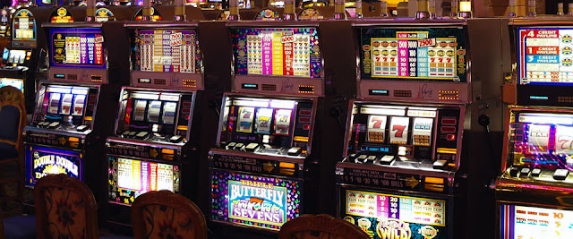 Live Casino Online Slot Game
