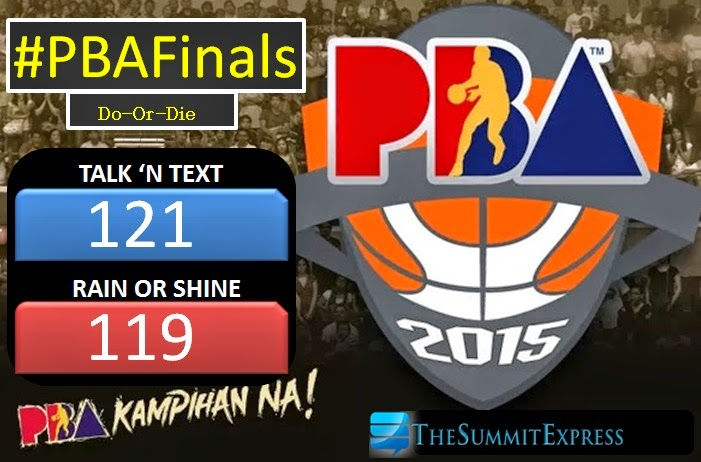 Talk 'N Text is 2015 Commissioner's Cup champion, earns 7th PBA crown