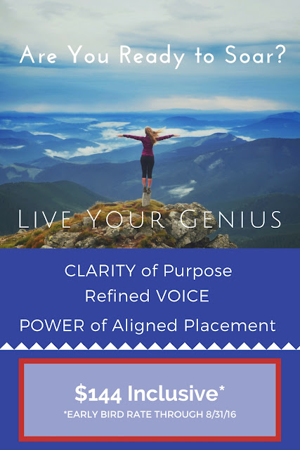 Live Your Genius Guided Retreat