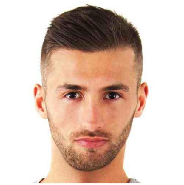 mens short hairstyles - top haircut