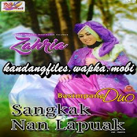 Zahria - Rilakan Denai Bajalan (Full Album)