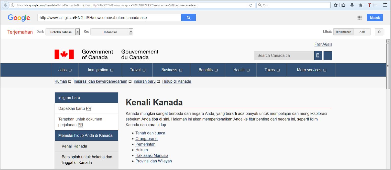 Cara memasang google terjemahan di mozilla firefox cari2 cara google terjemahan stopboris Images