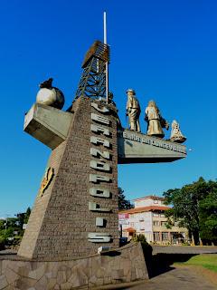 Portal Monumento, Veranópolis