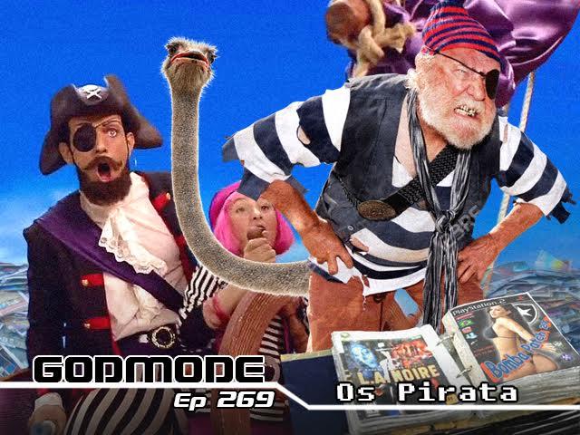 GODMODE 269 - OS PIRATA