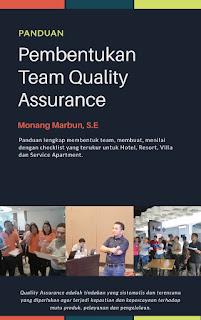 QA Handbook (Buku Panduan Pembentukan Team Hotel Quality Assurance)