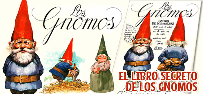 El libro secreto de los gnomos