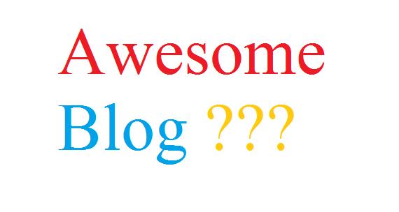 3 Taktik Yang Akan Membuat Blog Anda Menjadi Luar Biasa
