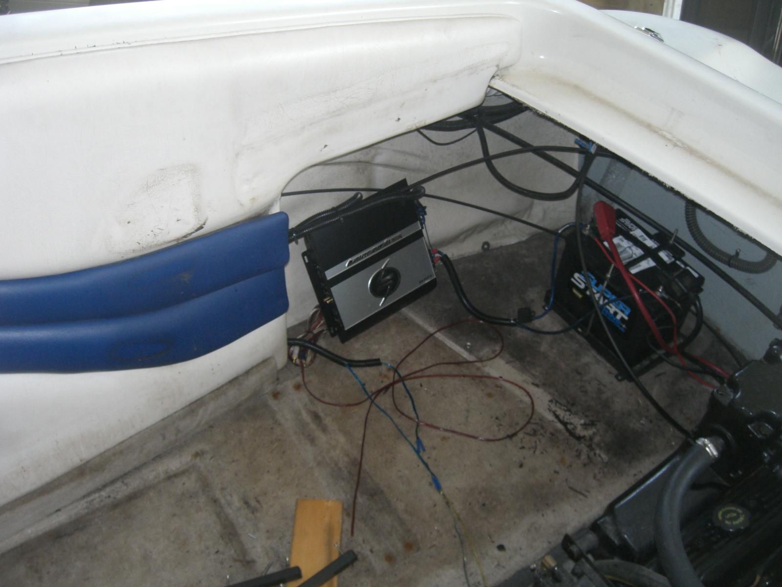 Diy Boat Repair 1995 Crownline 202 Br Sun Deck Rebuild